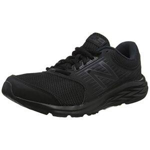 New Balance Men'S 411 Running Shoes, Black (Triple Black), 11 Uk 45.5 Eu