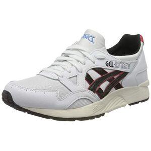 Asics Men'S Gel-Lyte V Running Shoe, White/black, 12 Uk