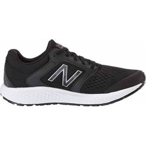 New Balance Men'S 520v5 Running Shoes, Black (Black/white), 11 Uk (45.5 Eu)