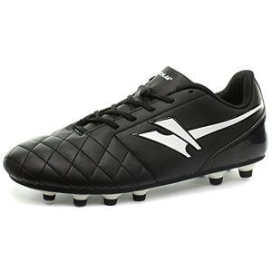 Gola Men'S Ama664 Football Boots, Black (Black/white Bw), 7 Uk 41 Eu