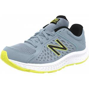 New Balance Men'S M420v4 Running Shoes, Grey (Grey/black), 7 Uk (40.5 Eu)