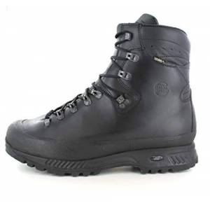 Hanwag Men'S Alaska Gtx High Rise Hiking Shoes, Black (Schwarz 12), 9.5 Uk