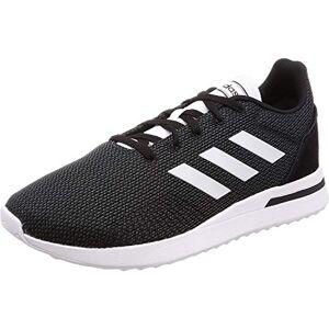 adidas Run70s, Men'S Running Shoes, Black (Core Black/ftwr White/carbon Core Black/ftwr White/carbon), 10 Uk (44 2/3 Eu)
