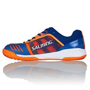 Salming Falco Men'S Indoor Court Shoes, Blue, Uk10.5