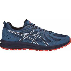 Asics - Mens Frequent Trail Shoes, 10.5 Uk, Grand Shark/black