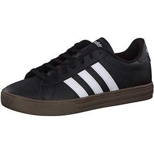 Adidas Daily 2.0 F34468, Men'S Low-Top Sneakers, Black (Black F34468), 10 Uk (44 2/3 Eu)