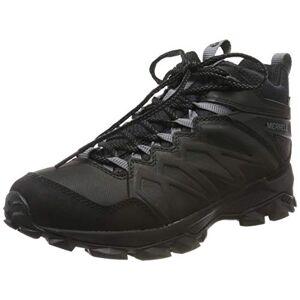 Merrell Men'S Thermo Freeze Mid Waterproof High Rise Hiking Boots, Black Black, 12 Uk 47 Eu
