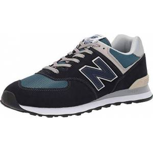 New Balance Men'S Ml574egk Trainers, Blue (Dark Navy/marred Blue Ess), 4 Uk (36.5 Eu)
