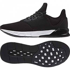 Adidas Falcon Elite 5 Af6420, Men'S Running Shoes, Black / White (Negbas / Negbas / Griosc), 10 Uk (44 2/3 Eu)