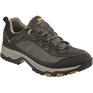 Trespass Mens Scarp Multisport Outdoor Shoes, Black (Castle Csl), 10 Uk