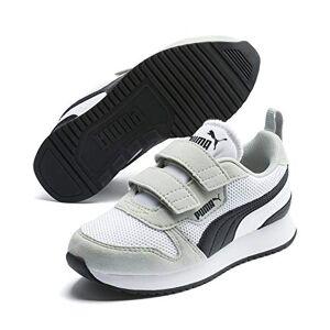 Puma Unisex Kids 373617-02_34 Low-Top Sneakers, Grey, 1 Uk
