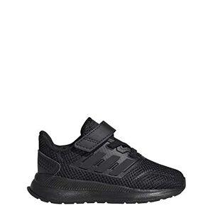 Adidas Unisex Babies Runfalcon I Slippers, Black (Negbs/negbs/negbs 000), 5.5 Uk 5.5uk Child