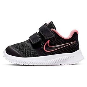 Nike Unisex Kid'S Star Runner 2 (Tdv) Trainers, Sunset Pulse-Black-White 002, 5.5 (22 Eu)