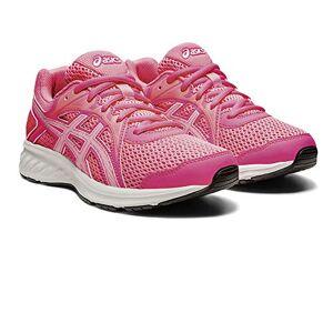 Asics Unisex Kid'S Jolt 2 Gs Walking Shoe, Hot Pink/white, 5.5 Uk