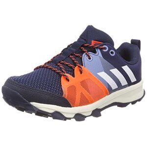 Adidas Unisex Kids' Kanadia 8.1 Squash Shoes, Blue (Conavy/owhite/ashblu Conavy/owhite/ashblu), 5.5 Uk