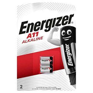 Energizer Special E11A (L1016Alkaline Battery,6V, Pack of 2)