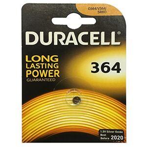 Duracell SR621SW 364 - SR60 - RW320 1.5V Silver Oxide Battery