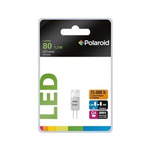 Polaroid LED (einfarbig) 12 V G4 1.2 W = 9 W Warm white EEK: A+ Stiftsockel () 11 mm 1 St.