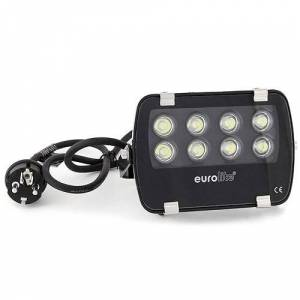 EuroLite LED IP FL-8 6400K 30 IP 56, 8x1W Garden Light