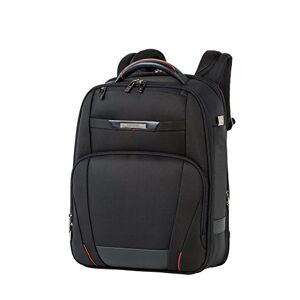 Samsonite Pro-DLX 5 - 15.6 Inch Expandable Laptop Backpack, 44.5 cm, 21/26 Litre, Black