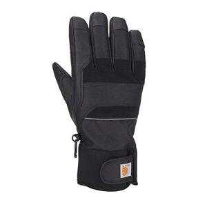 Carhartt Visit the Carhartt Store Men's Flexer Cold Weather Gloves, Black, Large