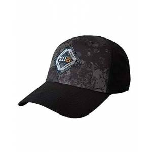 5.11 Tactical Annual 2020 Cap One Size Black