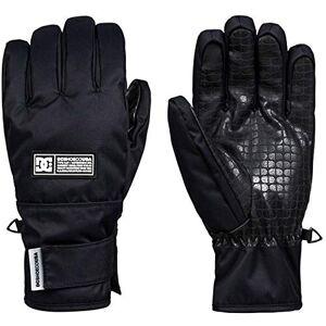 Dc Shoes DC Clothing Men's Franchise-Snowboard/Ski Gloves, Black, M