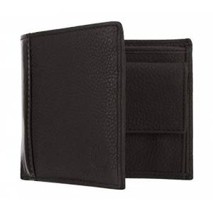 Timberland Billfold Coin Black One Size