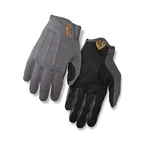 Giro D'Wool Bike Gloves Men black Size XXL 2019 Full finger bike gloves