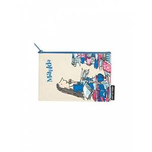 Out of Print Matilda Pouch
