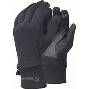 Trekmates Men's Ullscarf Glove, Black, L