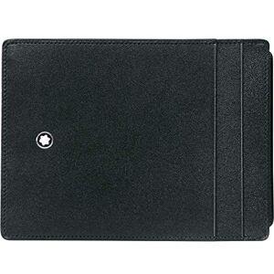 Montblanc Meisterstck Credit Card Case 12 Centimeters Black (Schwarz)
