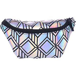 adidas 3D Waistbag Unisex Belt Pouch Multicolour, Polyurethane,