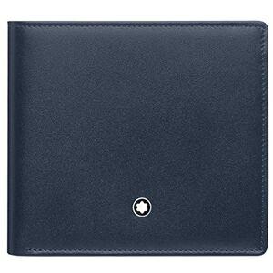 Montblanc Meisterstck Classic Credit Card Case, 11 cm, Blue (Navy)