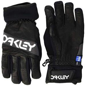 Oakley Men's FACTORY WINTER GLOVES 2.0, Blackout, Medium