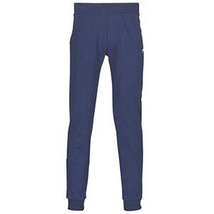 Le Coq Sportif ESS Pant Slim N1 M Joggers & Tracksuits Men Blue/Marine - M - Tracksuit Bottoms