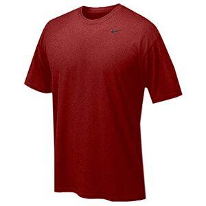 Nike Legend 2.0SS Tee Men's T-Shirt, Men, Red/Black, M