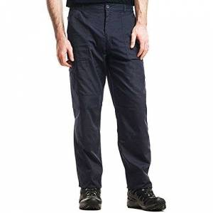 Regatta Mens NEW Work Outdoors Walking Hiking Water Repellent Action Trousers