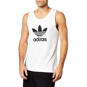 adidas Men Trefoil Tanktop - White, M