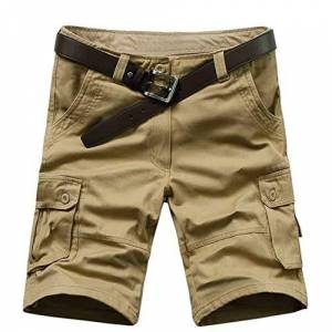 brands Green Men Short Summer Cargo Men Casual Military Classic Beach Shorts Plus USA Size 29 42 44 46
