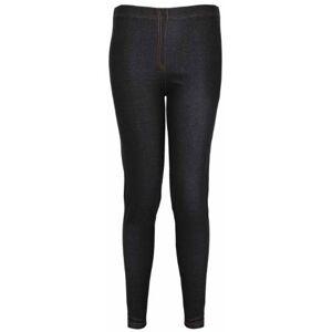 Purple Hanger New Womens Ponte Denim Jeans Leggings Ladies Plus Size Elasticated Waist Stretch Fit Trousers Jeggings Navy Blue Size 22 24