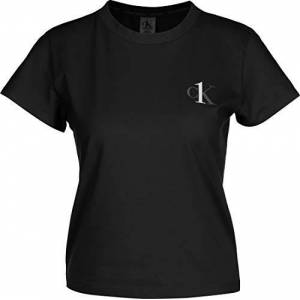 Calvin Klein CK One Lounge Short Sleeve Crew Neck T-Shirt - Black X Large