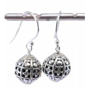 Crystalcraftindia new design silver dangle gift earrings women silver jewelry 925 sterling silver Earrings Jewelry Crystalcraftindia