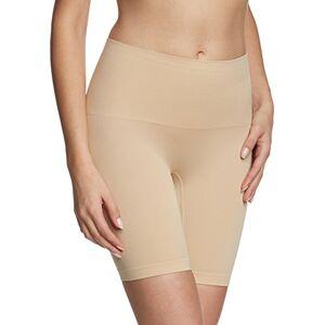 Maidenform Women's Slim WAISTERS Thigh Slimmer, Beige (Latte Lift), Size 12 (Manufacturer Size:Medium)