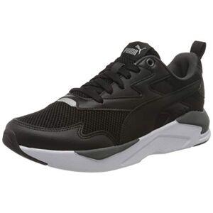 Puma Unisex Adults' X-Ray Lite Sneaker, Black Black-Dark Shadow Silver, 5 Uk