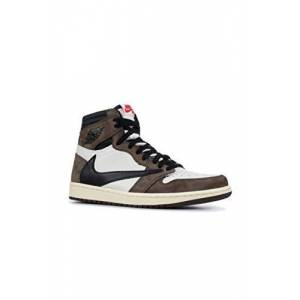 Air Jordan 1 High Og Ts Sp 'Travis Scott' - Cd4487-100 - Size 9.5-Uk