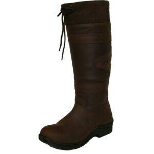 Toggi Unisex Adults' Canyon Horse Riding Boots, Brown (Chocolate), 5 Uk 38 Eu
