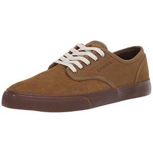 Emerica Men'S Wino Standard Skate Shoe, Tan/gum, 5 Uk