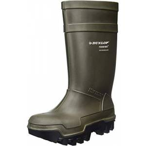 Dunlop Green Dunlop Thermo Boots, S5 - 8 - C662933