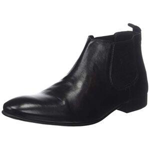 Base London Mens Sl04 Boots Black Size: 6 Uk